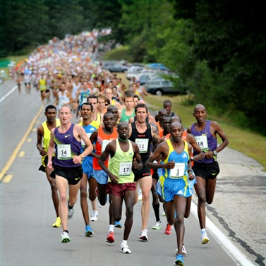 World class athletes announced for 2012 TD Beach to Beacon 10K Road Race in Cape Elizabeth, Maine