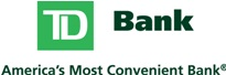 TD Bank is one of the 15 largest commercial banks in the U.S. with more than 1,000 convenient locations from Maine to Florida