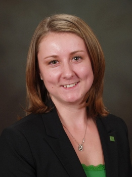 Eliza Marchlewska Promoted To Store Manager At Td Bank In