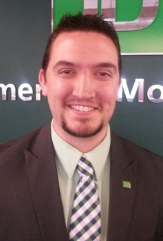 of experience in banking, lending and insurance. He joined TD Bank ...